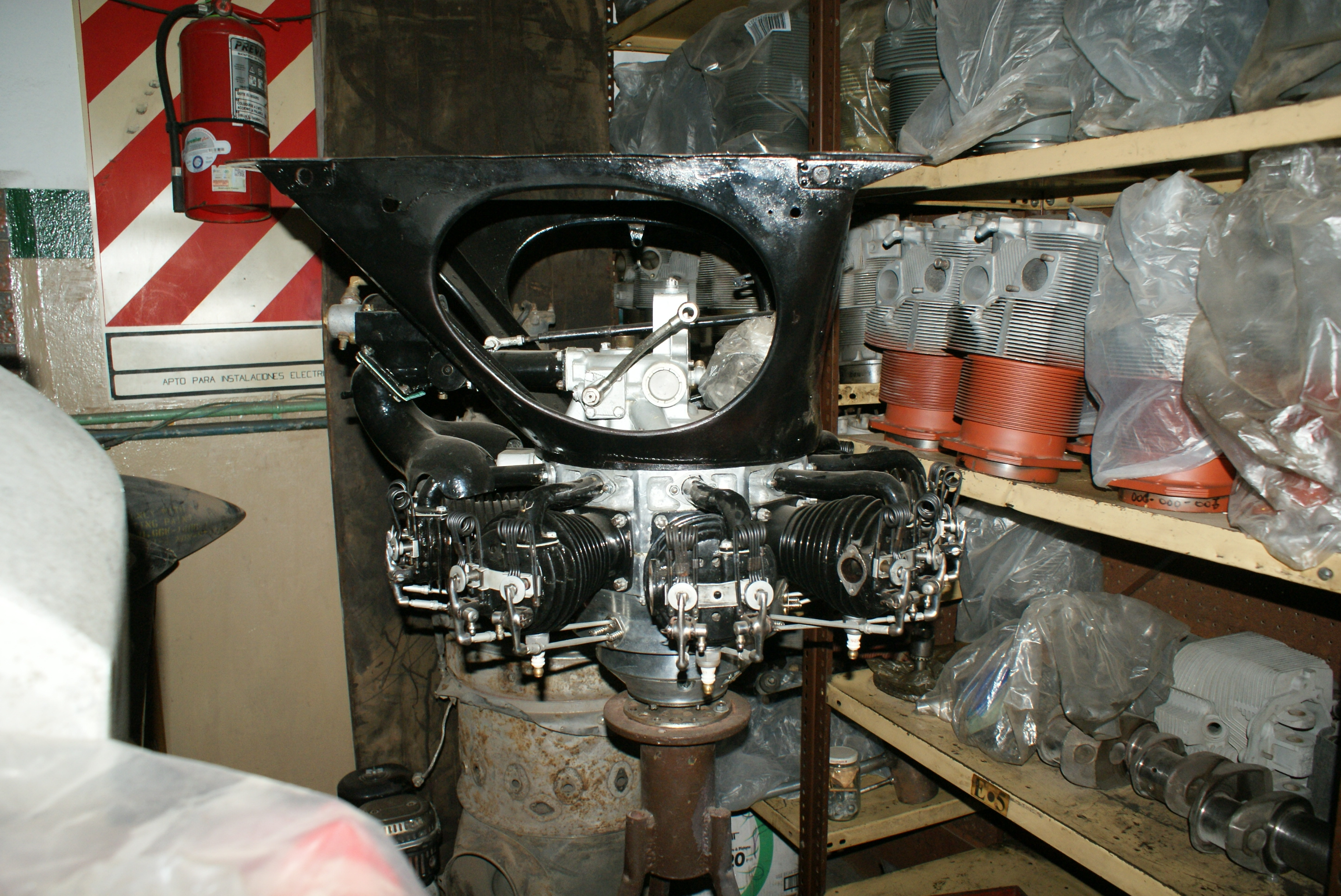 Salmsom 9-AD 50 HP (SOLD)