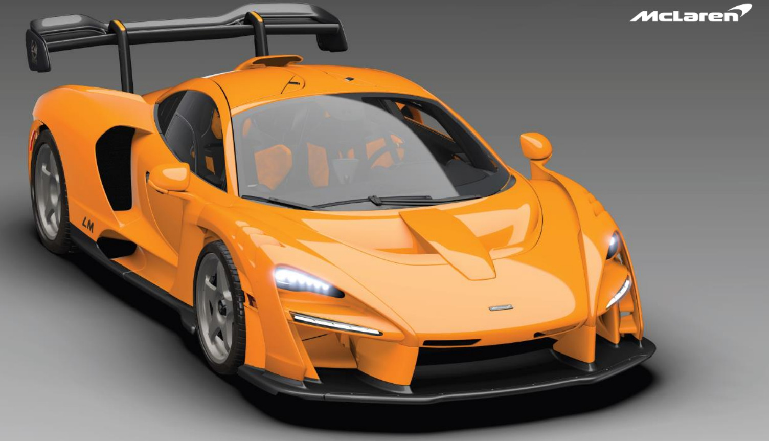 Mc Laren Senna 1-20 made
